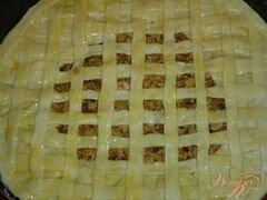 """«Пирог """"Прощай талия""""» - приготовления блюда - шаг 4"""
