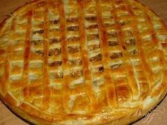 """«Пирог """"Прощай талия""""» - приготовления блюда - шаг 5"""