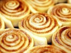 «Ароматные булочки с корицей» - приготовления блюда - шаг 2