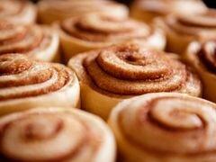«Ароматные булочки с корицей» - приготовления блюда - шаг 3
