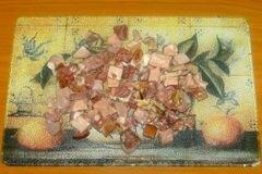 «Солянка с копченостями» - приготовления блюда - шаг 1