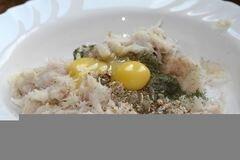 «Котлеты из филе трески» - приготовления блюда - шаг 4