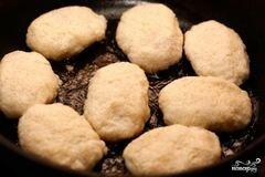 «Котлеты из филе трески» - приготовления блюда - шаг 6