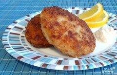 «Котлеты из филе трески» - приготовления блюда - шаг 7