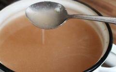 «Яблочный кисель» - приготовления блюда - шаг 10