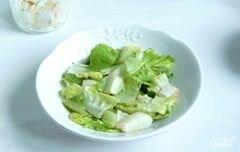 """«Салат """"Кобб""""» - приготовления блюда - шаг 5"""
