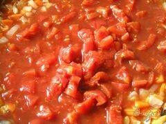 «Томатный суп с творожными клецками» - приготовления блюда - шаг 2