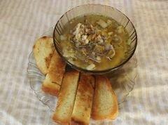 «Бараний суп с гречкой» - приготовления блюда - шаг 12