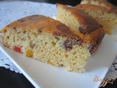 «Бисквит для полдника» - приготовления блюда - шаг 10