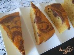 «Бисквит для полдника» - приготовления блюда - шаг 9