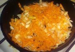 «Паштет из гороха и овощей» - приготовления блюда - шаг 4