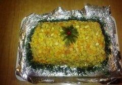 «Паштет из гороха и овощей» - приготовления блюда - шаг 7
