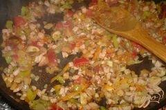 «Фаршированные кабачки» - приготовления блюда - шаг 2