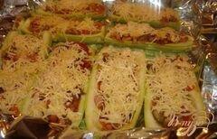 «Фаршированные кабачки» - приготовления блюда - шаг 4