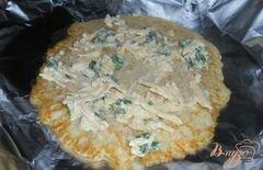 «Тортик из капустных блинчиков» - приготовления блюда - шаг 5