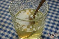 «Десерт с ананасом и вишней» - приготовления блюда - шаг 1
