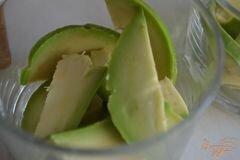 «Салат с перловкой , апельсинами и авокадо» - приготовления блюда - шаг 4