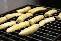 «Бананы под соусом» - приготовления блюда - шаг 3
