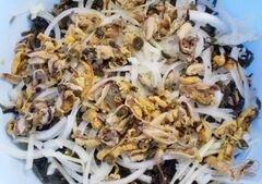 «Морская капуста с мидиями» - приготовления блюда - шаг 3