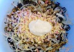 «Морская капуста с мидиями» - приготовления блюда - шаг 4