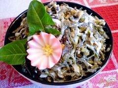«Морская капуста с мидиями» - приготовления блюда - шаг 6