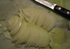 «Салат из капусты» - приготовления блюда - шаг 2