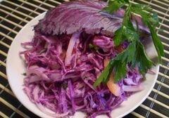 «Салат из капусты» - приготовления блюда - шаг 7