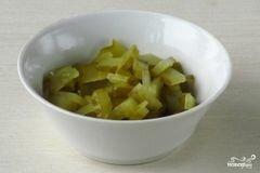 «Рассольник с фасолью» - приготовления блюда - шаг 2