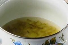 «Рассольник с фасолью» - приготовления блюда - шаг 3