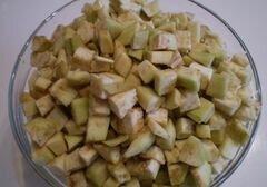 «Закуска из баклажанов» - приготовления блюда - шаг 2