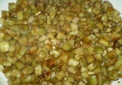 «Закуска из баклажанов» - приготовления блюда - шаг 6