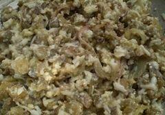 «Закуска из баклажанов» - приготовления блюда - шаг 8