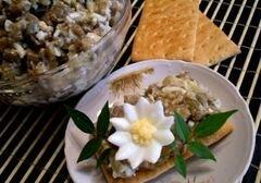 «Закуска из баклажанов» - приготовления блюда - шаг 9