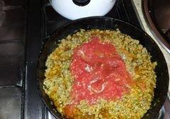 «Аппетитная лазанья» - приготовления блюда - шаг 2