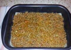 «Аппетитная лазанья» - приготовления блюда - шаг 5