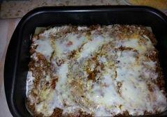 «Аппетитная лазанья» - приготовления блюда - шаг 6