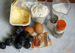 """«Сливовый пирог из газеты """"New York Times""""» - приготовления блюда - шаг 1"""