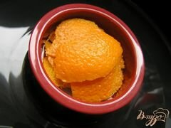 «Рисовый пудинг в кокосовых сливках с грушей, апельсиновым соусом и кедровыми орешками» - приготовления блюда - шаг 1