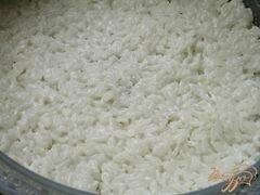«Рисовый пудинг в кокосовых сливках с грушей, апельсиновым соусом и кедровыми орешками» - приготовления блюда - шаг 5