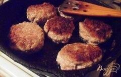 «Молочные котлеты» - приготовления блюда - шаг 4