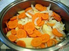 «Рагу выручалочка» - приготовления блюда - шаг 4