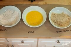 «Куриные отбивные по-итальянски» - приготовления блюда - шаг 1