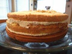 «Торт Кассата» - приготовления блюда - шаг 15