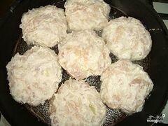 «Котлеты рыбные с творогом» - приготовления блюда - шаг 5