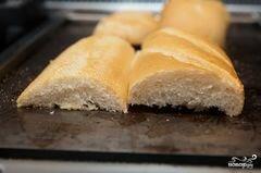 «Сэндвичи с мясом» - приготовления блюда - шаг 4