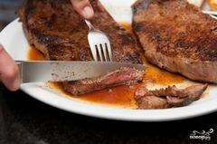«Сэндвичи с мясом» - приготовления блюда - шаг 8