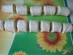 """«Пирог """"Хризантемы"""".» - приготовления блюда - шаг 5"""