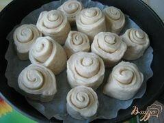 """«Пирог """"Хризантемы"""".» - приготовления блюда - шаг 6"""