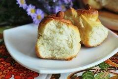 """«Пирог """"Хризантемы"""".» - приготовления блюда - шаг 9"""
