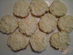 «Праздничные бутербродики» - приготовления блюда - шаг 3